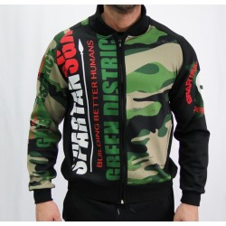 Zip Jacket Full Sublimation
