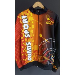 Plush Jacket Whole Sublimation